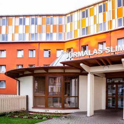 Jūrmalas slimnīca