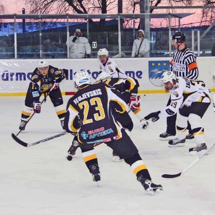 Slidošana un hokejs