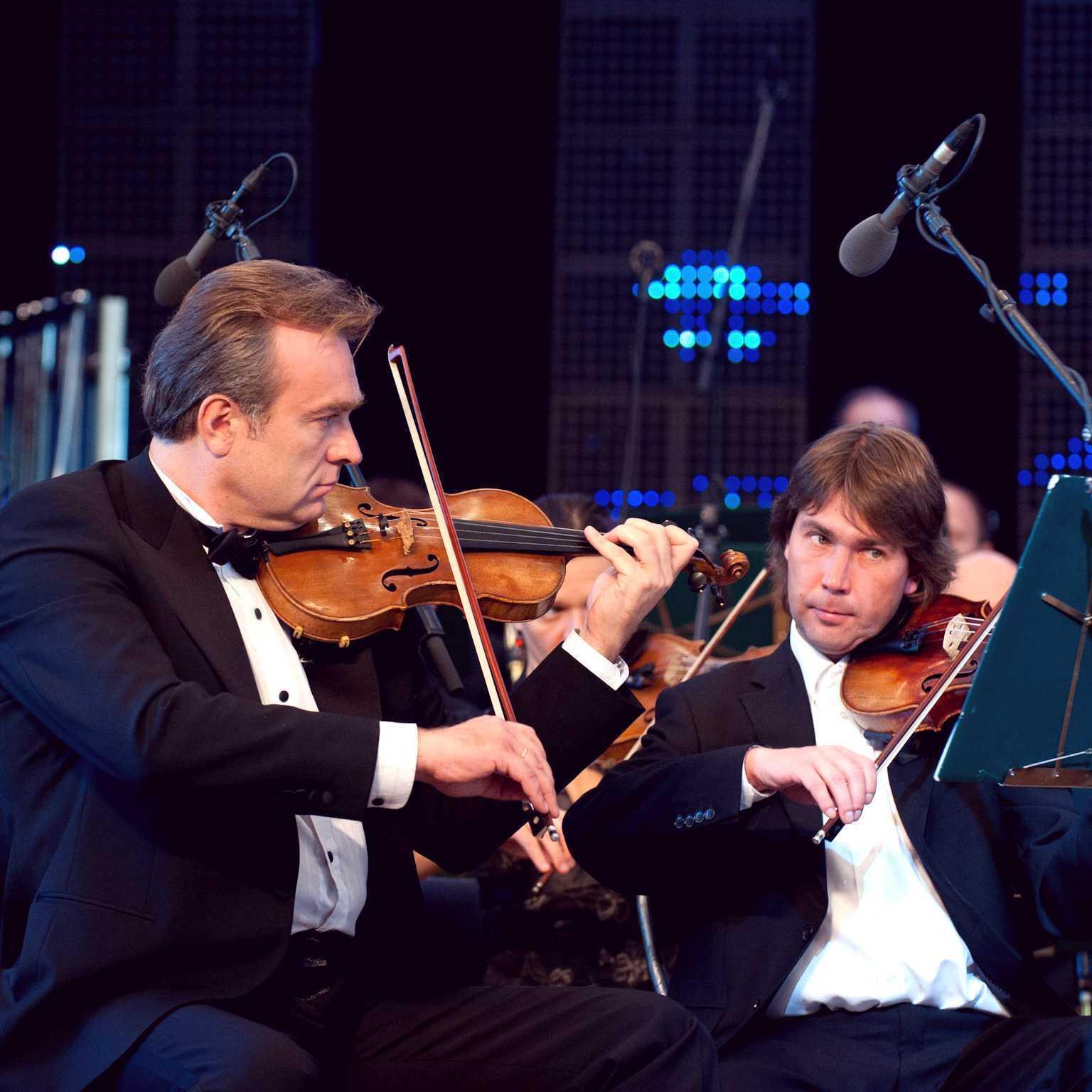 Koncerti Dzintaru koncertzālē