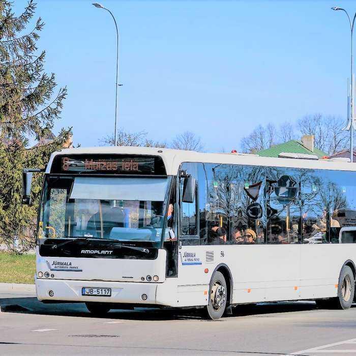 Jūrmalos miesto viešasis transportas