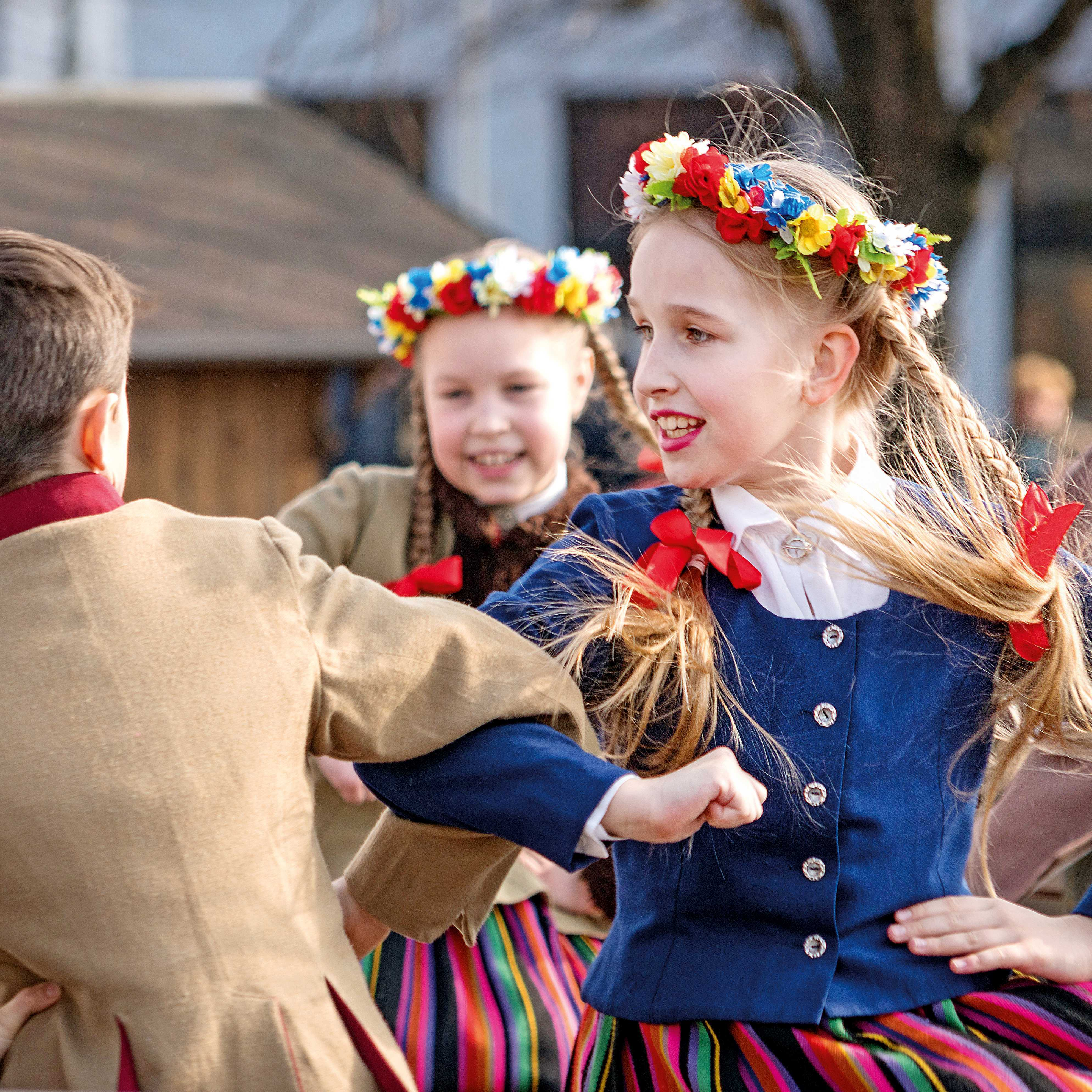 Get to know folk traditions