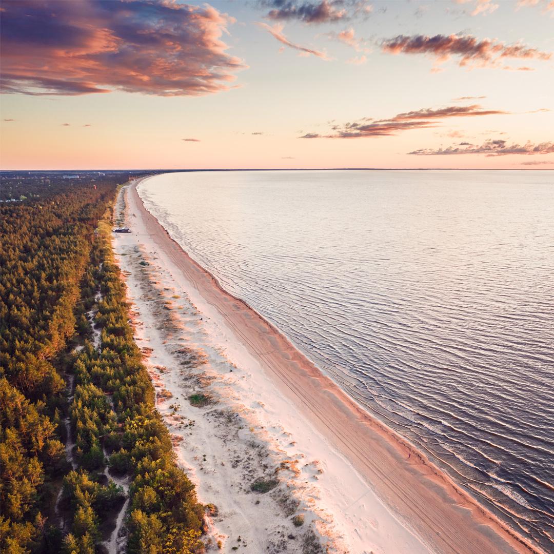 Baltijas jūras lielākā kūrortpilsēta