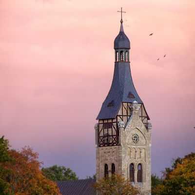 Baznīcas