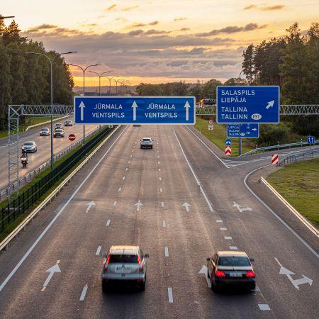 Kā nokļūt Jūrmalā ar auto