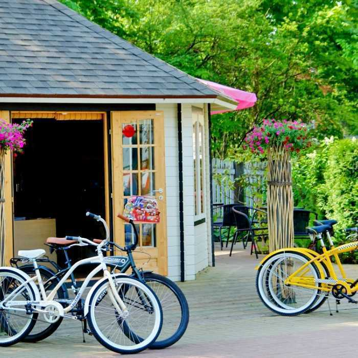 Bicycle rent