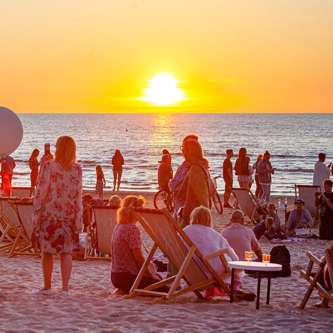 Romantilisimad päikeseloojangud Euroopas