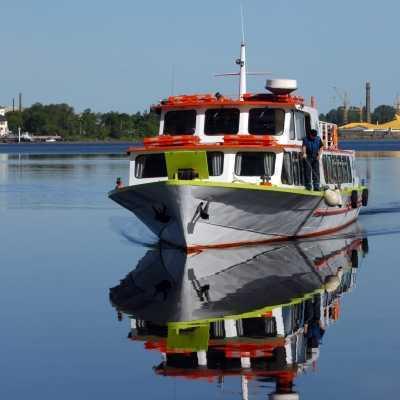 Jõelaev New Way