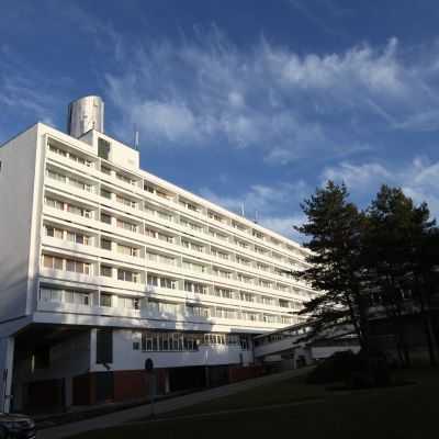 Taastusravikeskused ja sanatooriumid