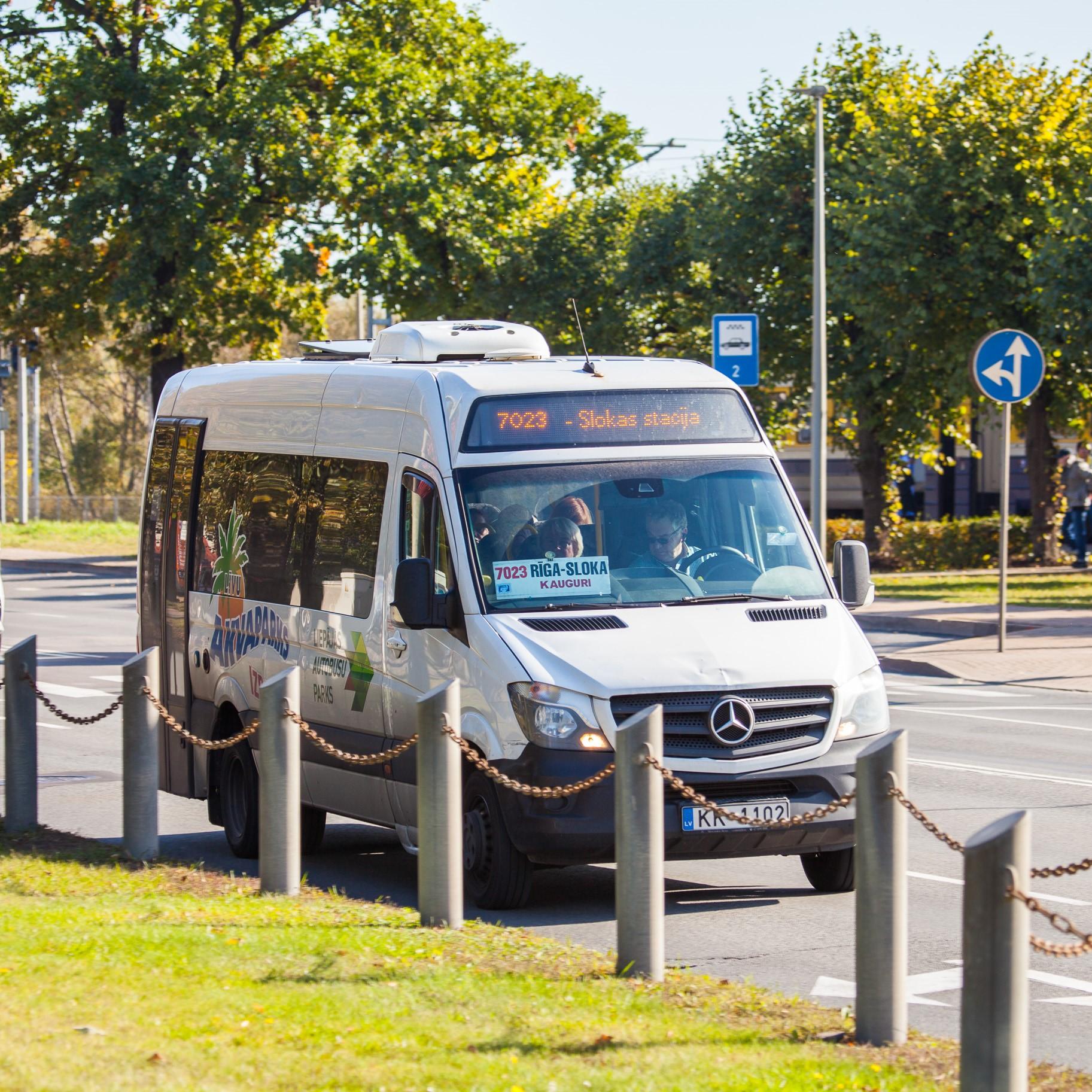 Minibussiga