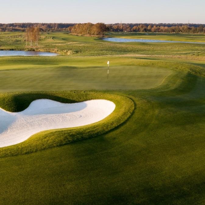 Golfa spēle