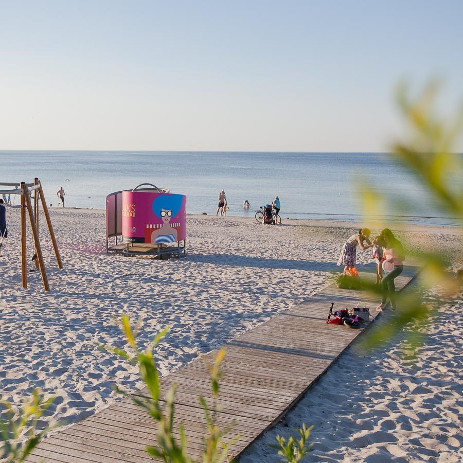 Ограничения на пляже