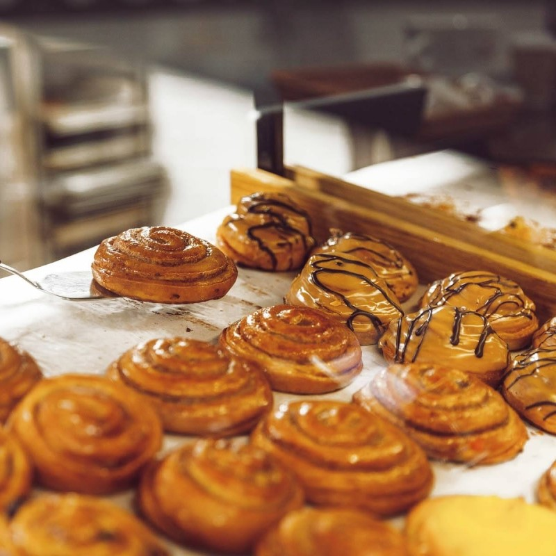 Confectioneries and bakeries