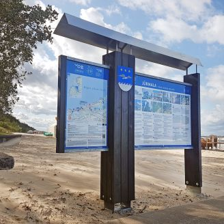 Baltic Coastal Hiking trail - Itinerary
