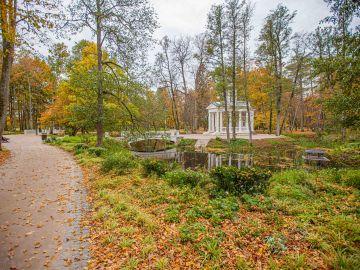 Atjaunotā Ķemeru parka un ūdenstorņa apmeklējums