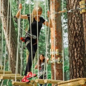 "Abenteuerpark ""Jurmalas Tarzans"""