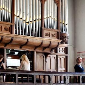Ērģeļmūzikas koncerti Dubultu luterāņu baznīcā