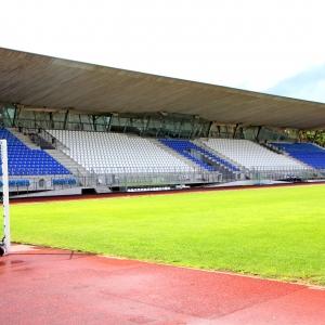 """Jūrmalas pilsētas stadions """"Sloka"""""""