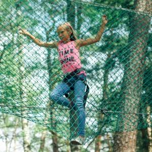 Parc d'aventures « Jūrmalas tarzans » (Tarzan de Jurmala)
