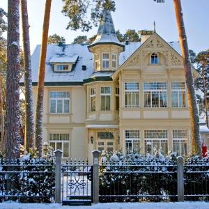 Dzīvojamā māja Jūras iela 6