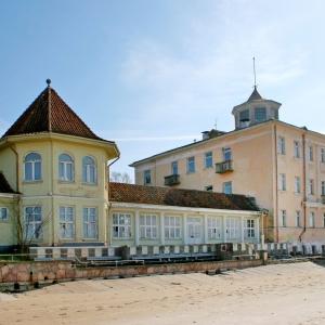"Das ehemalige Sanatorium ""Marienbad"""