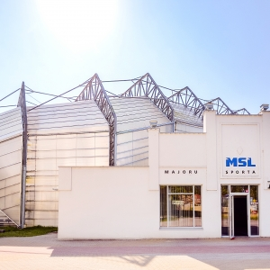 Спортивная площадка в Майори