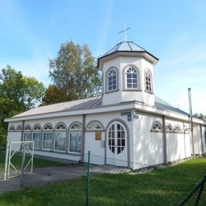Баптистская церковь в Кемери