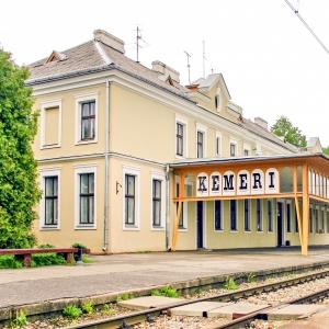 Kemerių geležinkelio stotis
