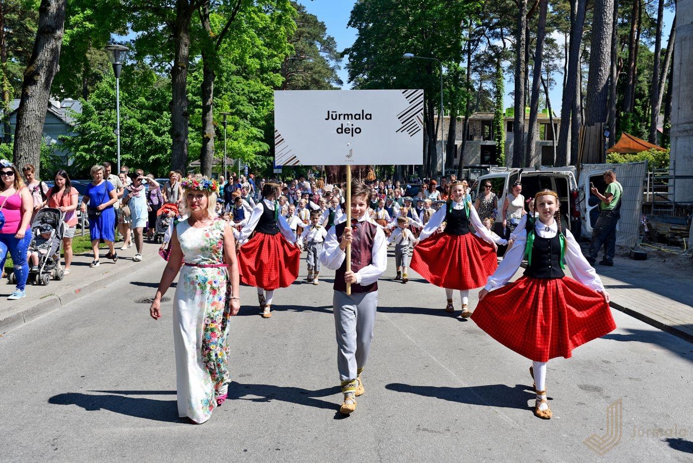 The festival in Jurmala is in full swing 29.07.2009 19