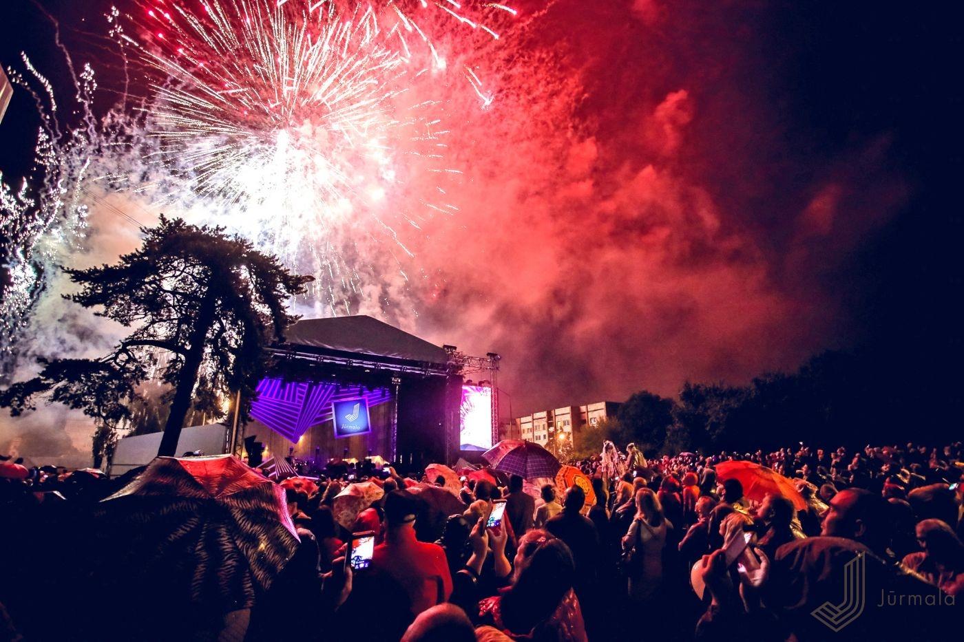 The festival in Jurmala is in full swing 29.07.2009 87