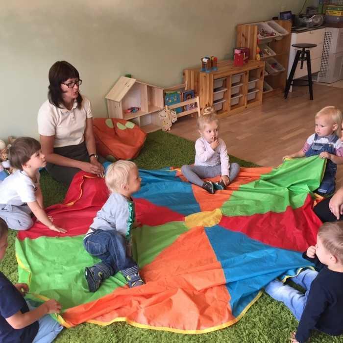 Das Familienentwicklungszentrum Laflandia