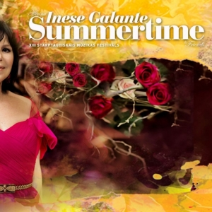 "Opening of the festival ""Summertime"" on the  9th of August. Love duet evening"