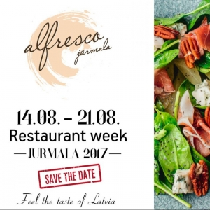 Jurmala Restaurant Week