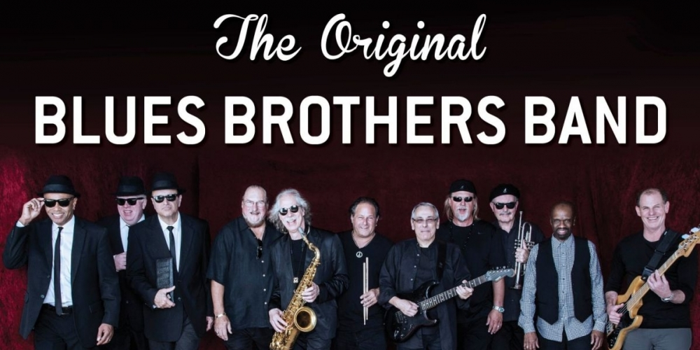 ARTISSIMO festivāla noslēguma vakars ar The Original Blues Brothers Band