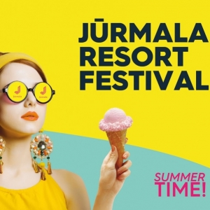 Jurmala City invites to the Resort Festival on May 26