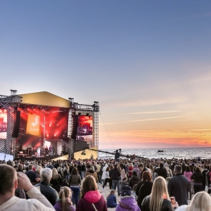 Program of the biggest summer events in Jurmala