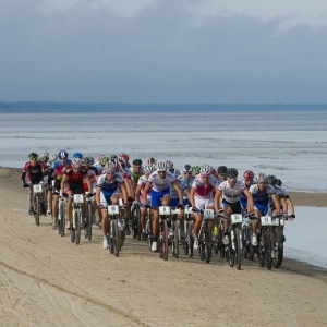Take part in MTB cycling race
