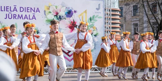 Пасхальные праздники в Юрмале