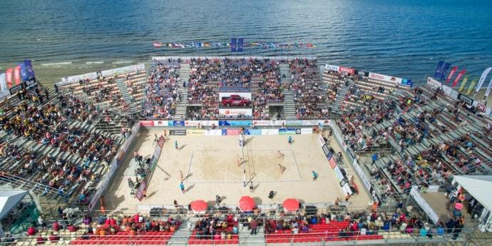 FIVB Beach Volleyball World Tour Jurmala